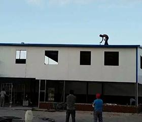 了解彩板房安装的工程承包