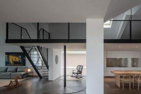 阁楼楼梯选哪种类型好呢?