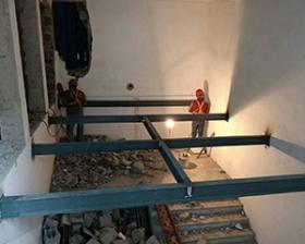 阁楼楼梯流量大小的影响