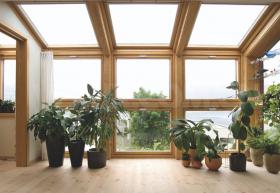 彩板房安装的绝热性能提高