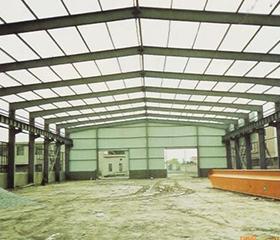 彩板房安装的通用标准化