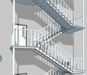 大连阁楼楼梯设计