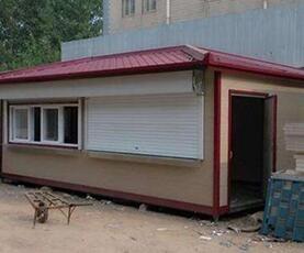 金属雕花板房安装构件钢板厚度