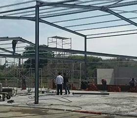 瓦房店钢结构价格