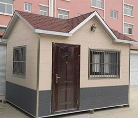 瓦房店金属雕花板房
