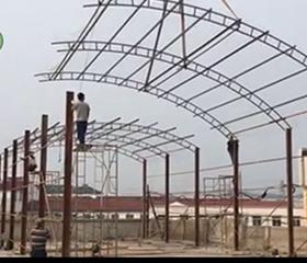 大连钢结构价格