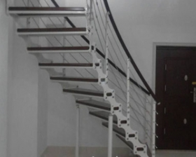 瓦房店隔层楼梯厂家
